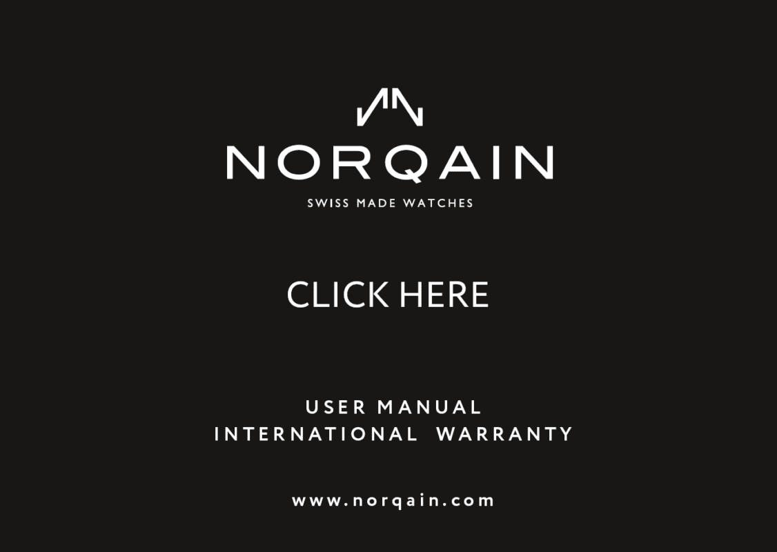NORQAIN User Manual