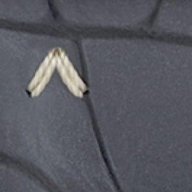 Grey Croco-Style Rubber