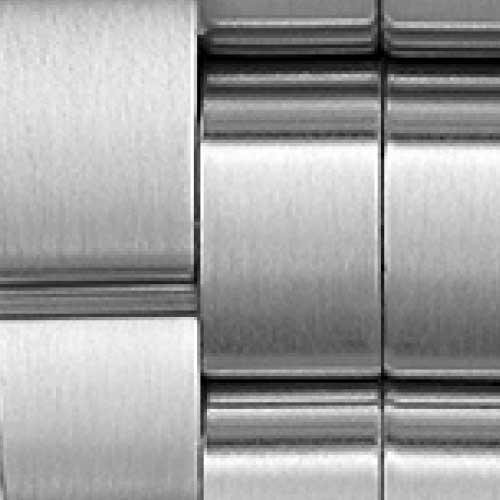 Satin Steel (40MM)